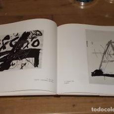 Libros de segunda mano: ANTONI TÀPIES . OBRA GRÀFICA . DEBORAH WYE . EDICION POLÍGRAFA. 1ª EDICIÓ 1992 . BARCELONA . . Lote 181027915