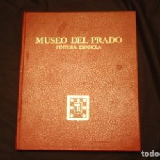 Libros de segunda mano: MUSEO DEL PRADO. PINTURA ESPAÑOLA. Lote 181402808