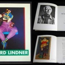 Libros de segunda mano: RICHARD LINDER. FUNDACIÓN JUAN MARCH 1998. Lote 181418505
