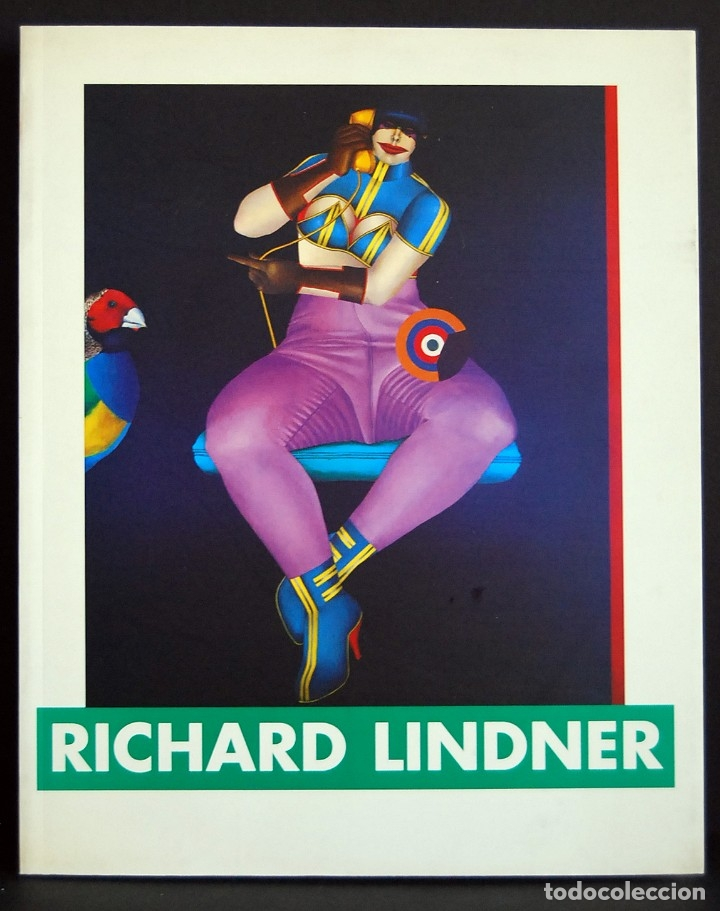 Libros de segunda mano: RICHARD LINDER. FUNDACIÓN JUAN MARCH 1998 - Foto 2 - 181418505