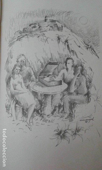 Libros de segunda mano: EL SOMRIURE DE SA BOQUERA PALAU ILUSTRADO BENET 200 EJEMPLARES - Foto 7 - 181519708