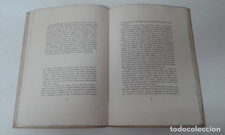 Libros de segunda mano: EL SOMRIURE DE SA BOQUERA PALAU ILUSTRADO BENET 200 EJEMPLARES - Foto 9 - 181519708
