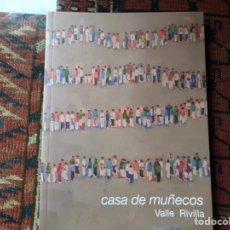 Libros de segunda mano: CASA DE MUÑECOS. VILLA RIVILLE. Lote 181727608