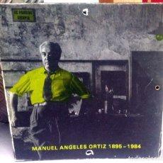Livres d'occasion: MANUEL ANGELES ORTIZ 1895 -1984. Lote 181733328