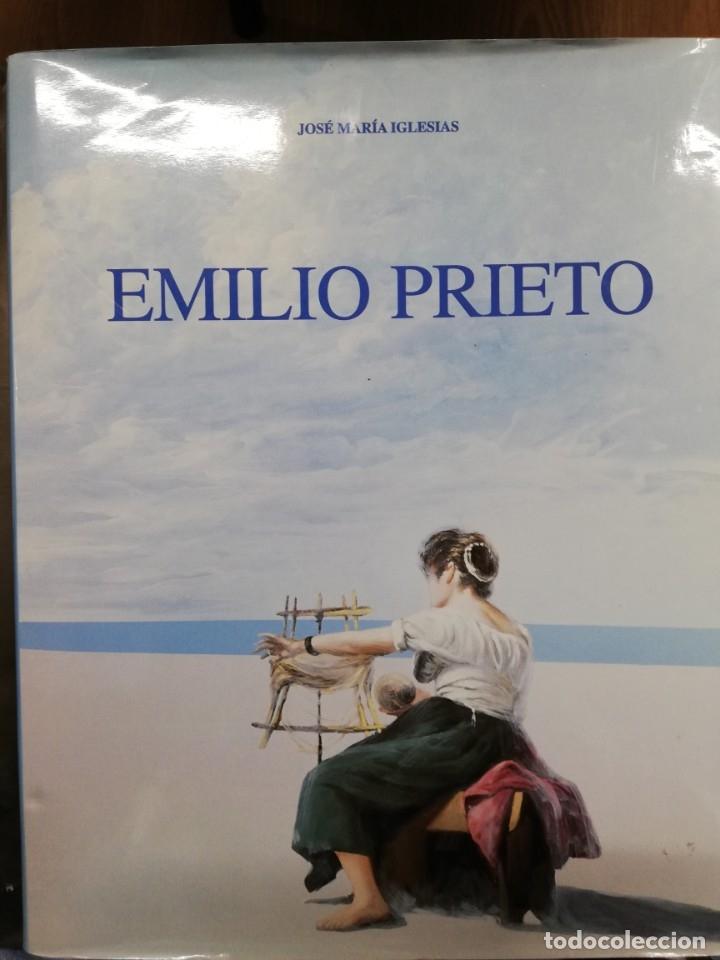 EMILIO PRIETO - JOSE MARÍA IGLESIAS (Libros de Segunda Mano - Bellas artes, ocio y coleccionismo - Pintura)