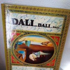 Libros de segunda mano: DALI, DALI, DALI.... Lote 181945640
