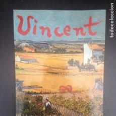 Libros de segunda mano: VICENT VAN GOGH. Lote 182028863