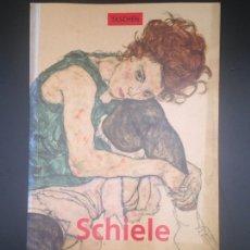 Libros de segunda mano: LIBRO - SCHIELE / EGON SCHIELE 1890-1918 - EL ALMA DE MEDIANOCHE DEL ARTISTA - BENEDIKT TASCHEN 199. Lote 182040980