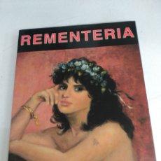 Libros de segunda mano: REMENTERIA PINTORES Y ESCULTORES DE EUROPA. Lote 182131515