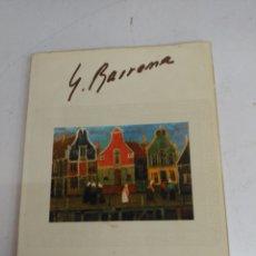 Libros de segunda mano: G. BARRENA COLECCIÓN PINTORES. Lote 182131568