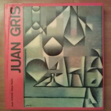 Libros de segunda mano: 1974 JUAN GRIS -JUAN ANTONIO GAYA - NUÑO / PRIMERA EDICIÓN ESPAÑOLA. Lote 182596055