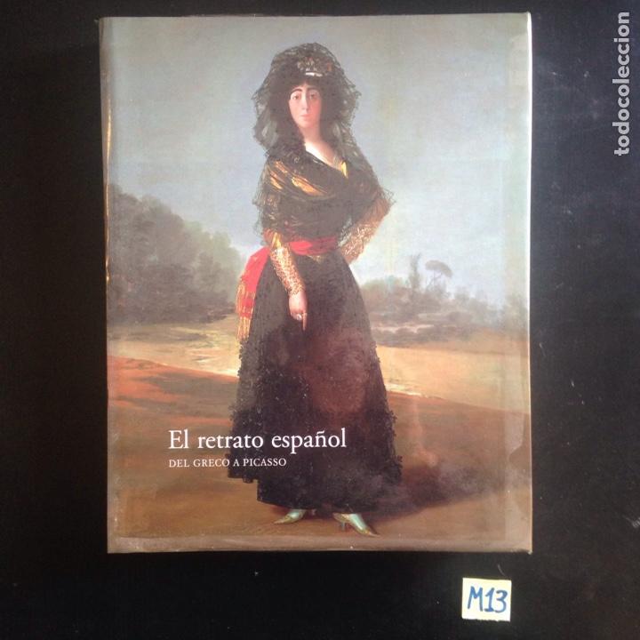 EL RETRATO ESPAÑOL (Libros de Segunda Mano - Bellas artes, ocio y coleccionismo - Pintura)