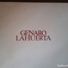Libros de segunda mano: GENARO LAHUERTA. Lote 182781387