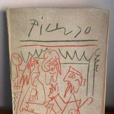 Libros de segunda mano: PABLO PICASSO LIBRO LES DÉJEUNERS DOUGLAS COOPER 1962 CERCLE D´ART EDICION LIMITADA DE 150 LIBROS. Lote 182784736