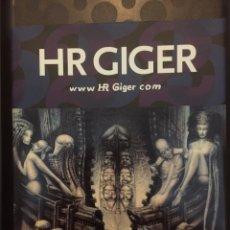 Libros de segunda mano: WWW HR GIGER COM . TASCHEN 25 ANIVERSARIO .. Lote 182905516