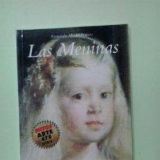 Libros de segunda mano: LMV - LAS MENINAS. FERNANDO MARÍAS FRANCO. Lote 183086386