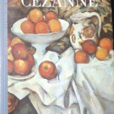 Libros de segunda mano: CEZANNE. LOS GRANDES GENIOS DEL ARTE. KOSME DE BARAÑANO. Lote 183257253