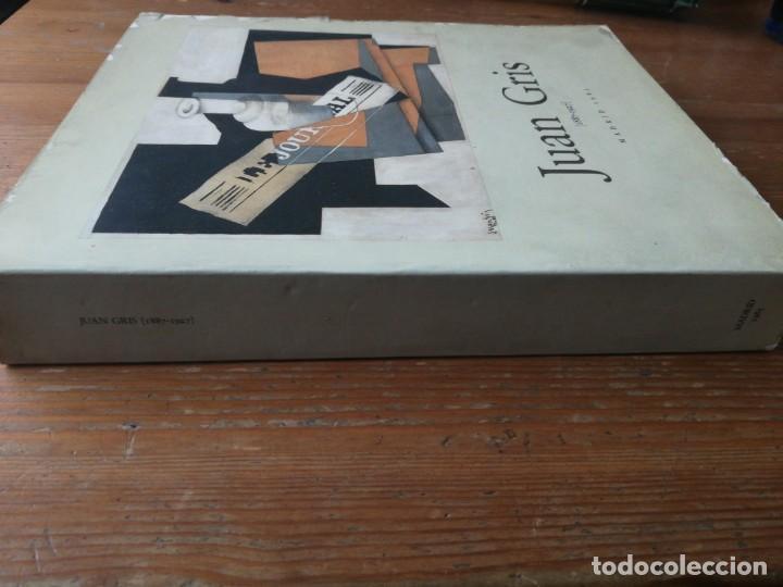 Libros de segunda mano: Juan Gris. 1887-1927. Madrid. 1985. - Foto 4 - 183378427