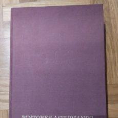 Libros de segunda mano: PINTORES ASTURIANOS - BANCO HERRERO - TOMO 14. Lote 183492250