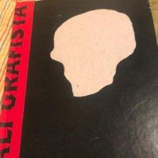 Libros de segunda mano: CATÁLOGO 2003 DALI GRAFISTA. Lote 183538117