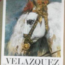 Libros de segunda mano: JOSÉ GUDIOL, VELÁZQUEZ, 1599-1660, POLÍGRAFA, BARCELONA, 1973. Lote 183591543
