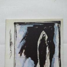Libros de segunda mano: CATÁLOGO DE LA EXPOSICION DE HERNÁNDEZ PIJUAN. SENSACIÓN Y LUGAR 1983 - 1993. MIQUEL MOLINS. TDK407. Lote 183625433
