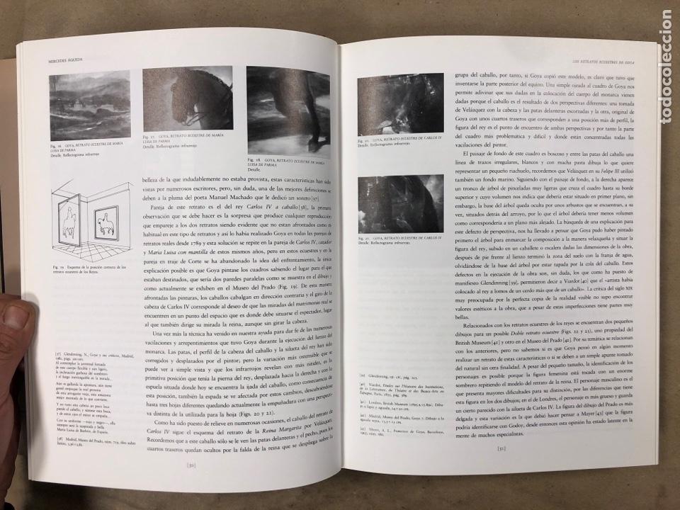 Libros de segunda mano: GOYA, NUEVAS VISIONES. HOMENAJE A ENRIQUE LAFUENTE FERRARI AMIGOS DEL MUSEO DEL PRADO - Foto 6 - 183747938