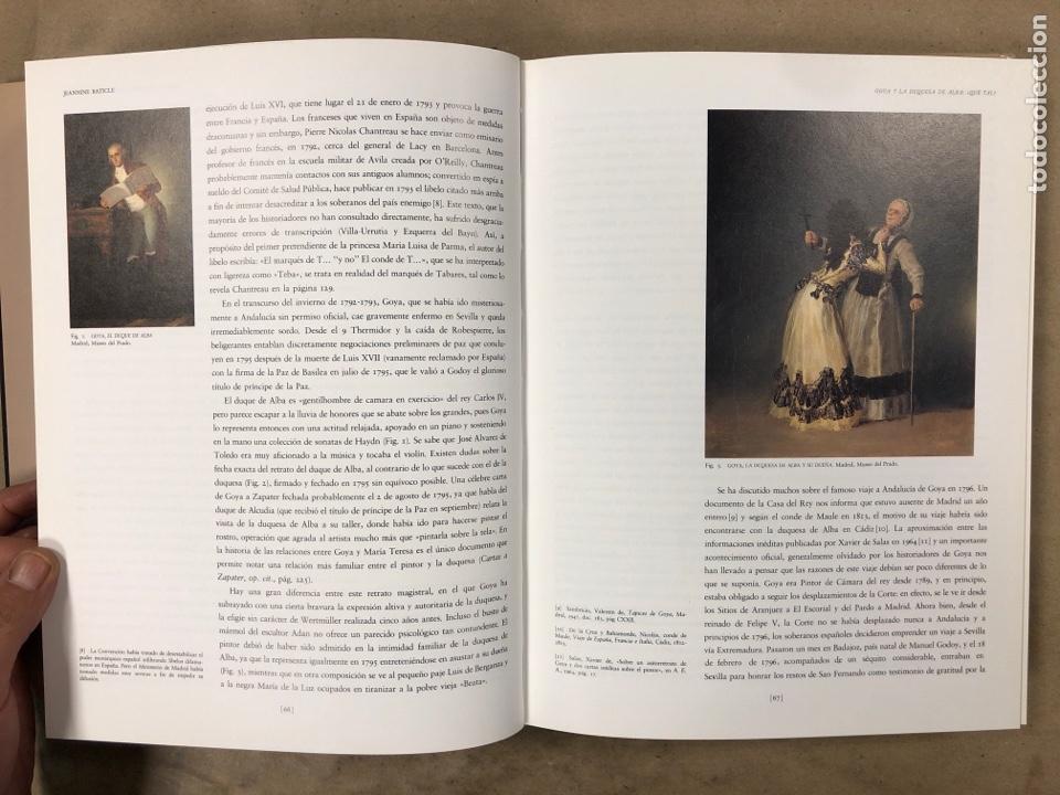 Libros de segunda mano: GOYA, NUEVAS VISIONES. HOMENAJE A ENRIQUE LAFUENTE FERRARI AMIGOS DEL MUSEO DEL PRADO - Foto 7 - 183747938