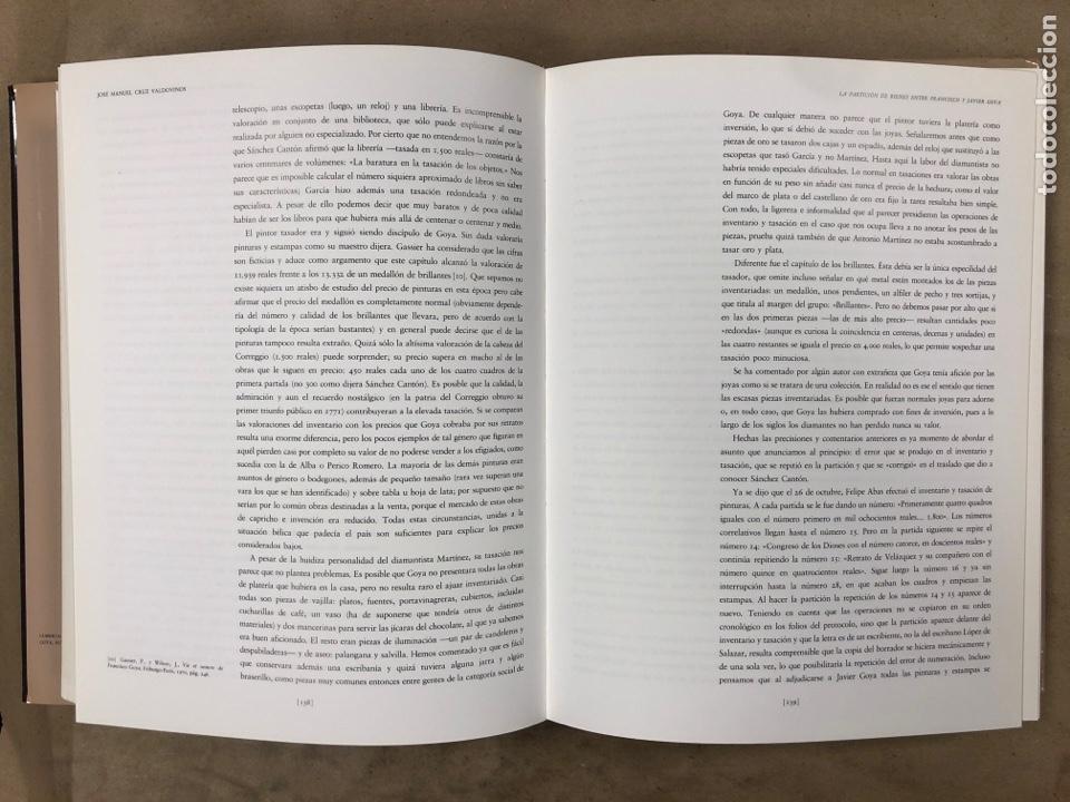 Libros de segunda mano: GOYA, NUEVAS VISIONES. HOMENAJE A ENRIQUE LAFUENTE FERRARI AMIGOS DEL MUSEO DEL PRADO - Foto 8 - 183747938