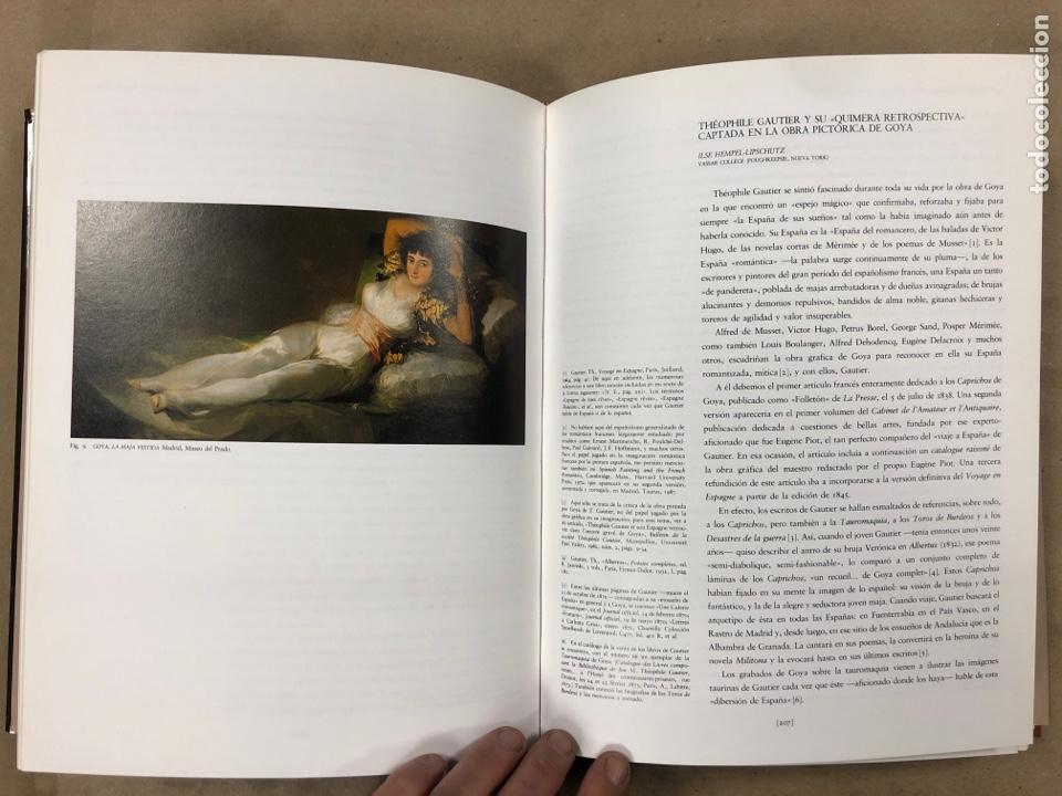 Libros de segunda mano: GOYA, NUEVAS VISIONES. HOMENAJE A ENRIQUE LAFUENTE FERRARI AMIGOS DEL MUSEO DEL PRADO - Foto 9 - 183747938