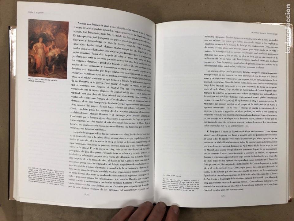Libros de segunda mano: GOYA, NUEVAS VISIONES. HOMENAJE A ENRIQUE LAFUENTE FERRARI AMIGOS DEL MUSEO DEL PRADO - Foto 10 - 183747938