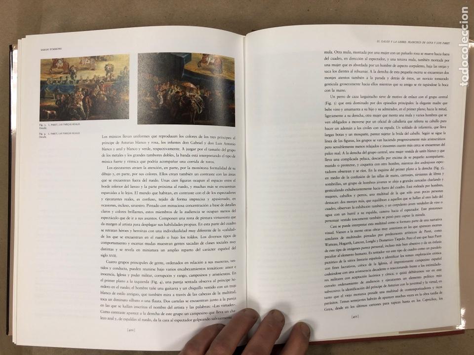 Libros de segunda mano: GOYA, NUEVAS VISIONES. HOMENAJE A ENRIQUE LAFUENTE FERRARI AMIGOS DEL MUSEO DEL PRADO - Foto 11 - 183747938