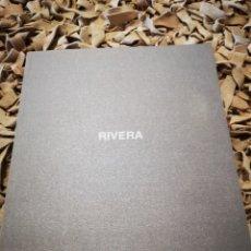 Libros de segunda mano: MANUEL RIVERA, REFLEJOS, MUSEO DE ARTE ABSTRACTO DE CUENCA. Lote 183762720