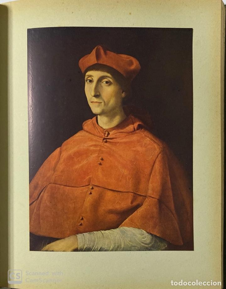 Libros de segunda mano: GALERIAS DE EUROPA. GALERIA DE PINTURAS DEL MUSEO DEL PRADO. 2ª ED. EDITORIAL LABOR. BARCELONA. - Foto 9 - 183792995