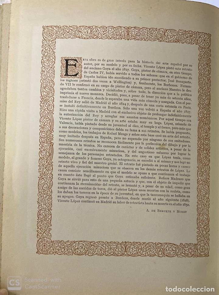Libros de segunda mano: GALERIAS DE EUROPA. GALERIA DE PINTURAS DEL MUSEO DEL PRADO. 2ª ED. EDITORIAL LABOR. BARCELONA. - Foto 10 - 183792995