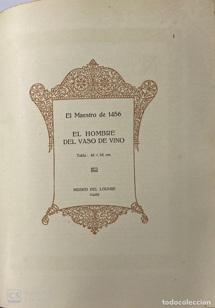 Libros de segunda mano: GALERIAS DE EUROPA. GALERIA DE PINTURAS DEL MUSEO DEL LUVRE. 2ª ED.EDITORIAL LABOR.BARCELONA. - Foto 6 - 183796768