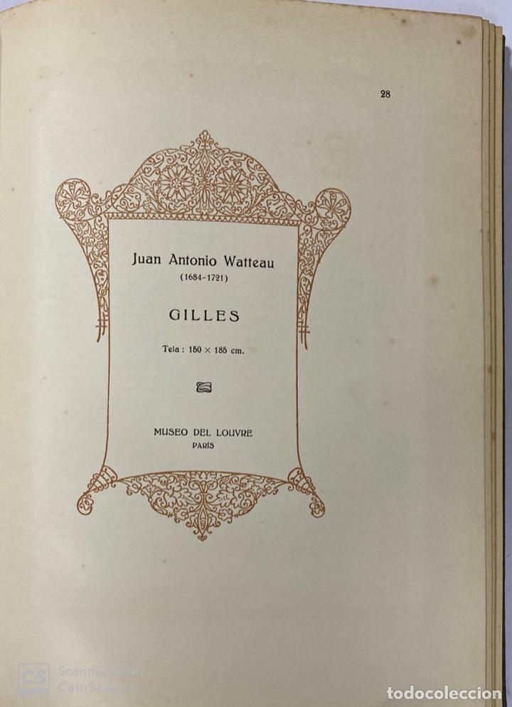 Libros de segunda mano: GALERIAS DE EUROPA. GALERIA DE PINTURAS DEL MUSEO DEL LUVRE. 2ª ED.EDITORIAL LABOR.BARCELONA. - Foto 13 - 183796768