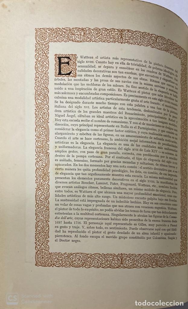 Libros de segunda mano: GALERIAS DE EUROPA. GALERIA DE PINTURAS DEL MUSEO DEL LUVRE. 2ª ED.EDITORIAL LABOR.BARCELONA. - Foto 14 - 183796768