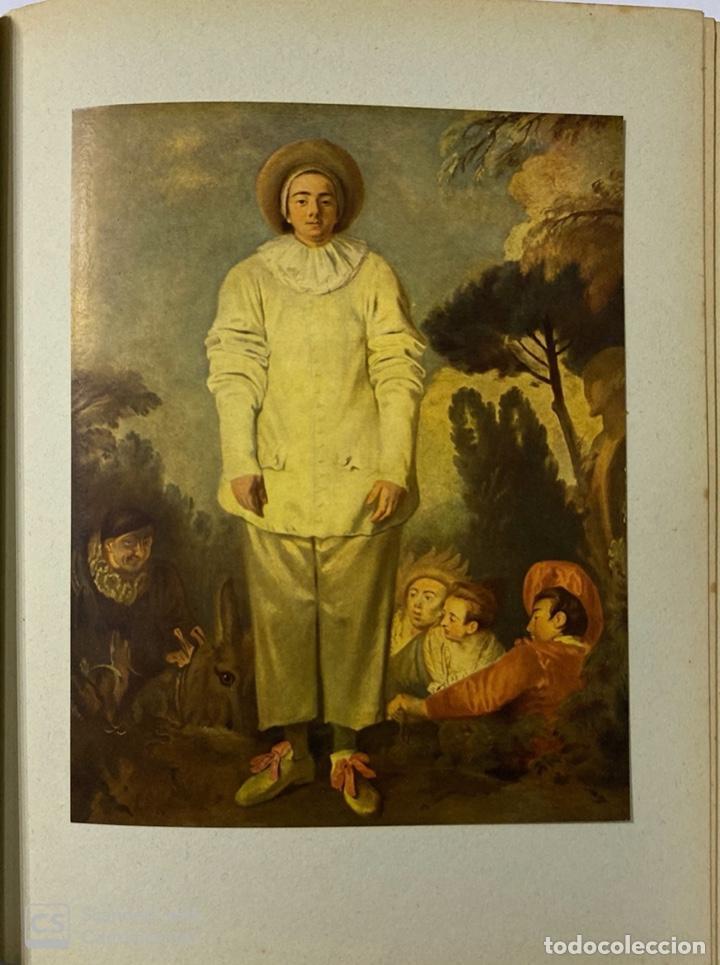 Libros de segunda mano: GALERIAS DE EUROPA. GALERIA DE PINTURAS DEL MUSEO DEL LUVRE. 2ª ED.EDITORIAL LABOR.BARCELONA. - Foto 16 - 183796768