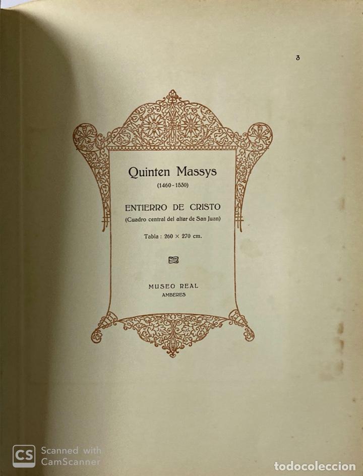 Libros de segunda mano: GALERIAS DE EUROPA. GALERIA DE PINTURAS MUSEO DE LOS PAISES BAJOS. 2ª ED.EDITORIAL LABOR.BARCELONA - Foto 8 - 183796950