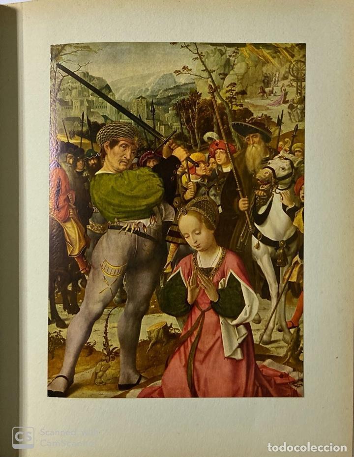 Libros de segunda mano: GALERIAS DE EUROPA. GALERIA DE PINTURAS MUSEO DE LOS PAISES BAJOS. 2ª ED.EDITORIAL LABOR.BARCELONA - Foto 10 - 183796950
