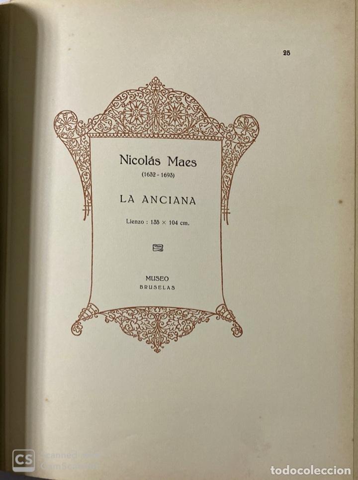 Libros de segunda mano: GALERIAS DE EUROPA. GALERIA DE PINTURAS MUSEO DE LOS PAISES BAJOS. 2ª ED.EDITORIAL LABOR.BARCELONA - Foto 12 - 183796950