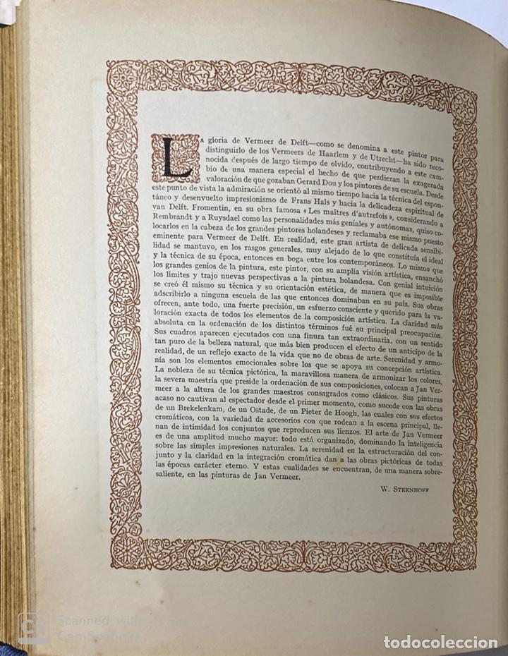 Libros de segunda mano: GALERIAS DE EUROPA. GALERIA DE PINTURAS MUSEO DE LOS PAISES BAJOS. 2ª ED.EDITORIAL LABOR.BARCELONA - Foto 16 - 183796950