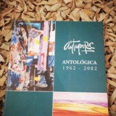 Libros de segunda mano: ANTOGONZA ANTOLOGICA 1962 2002. Lote 183812898