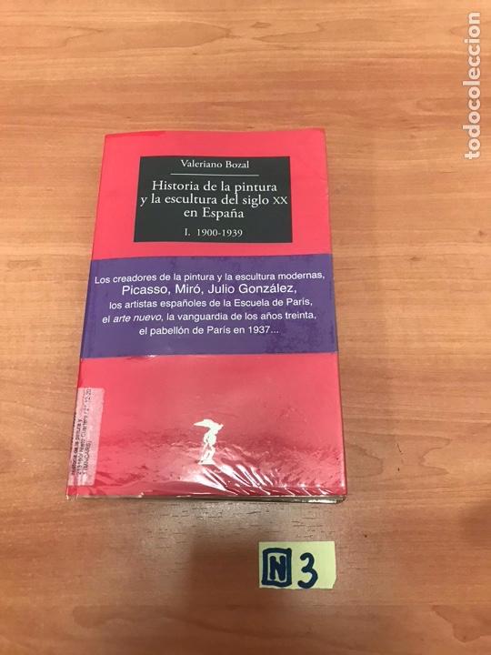 HISTORIA DE LA PINTURA Y LA ESCULTURA EN ESPAÑA (Libros de Segunda Mano - Bellas artes, ocio y coleccionismo - Pintura)