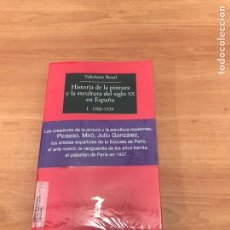 Libros de segunda mano: HISTORIA DE LA PINTURA Y LA ESCULTURA EN ESPAÑA. Lote 183895585