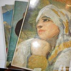 Libros de segunda mano: JACQUES LASSAIGNE, ALBERT SKIRA LA PINTURA ESPAÑOLA (TOMOS I, II Y III) Y97151. Lote 183900225