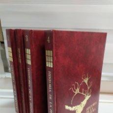 Libros de segunda mano: HISTORIA DE LA PINTURA 4 TOMOS, ASURI EDICIONES. Lote 183962266