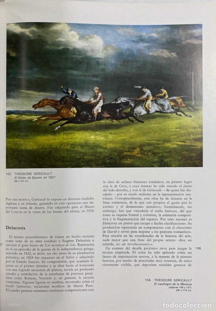 Libros de segunda mano: LA PINTURA EN LOS GRANDES MUSEOS. LUIS MONREAL. TOMO 2.EDITORIAL PLANETA. VITORIA, 1982.PAGS:314 - Foto 5 - 184007066
