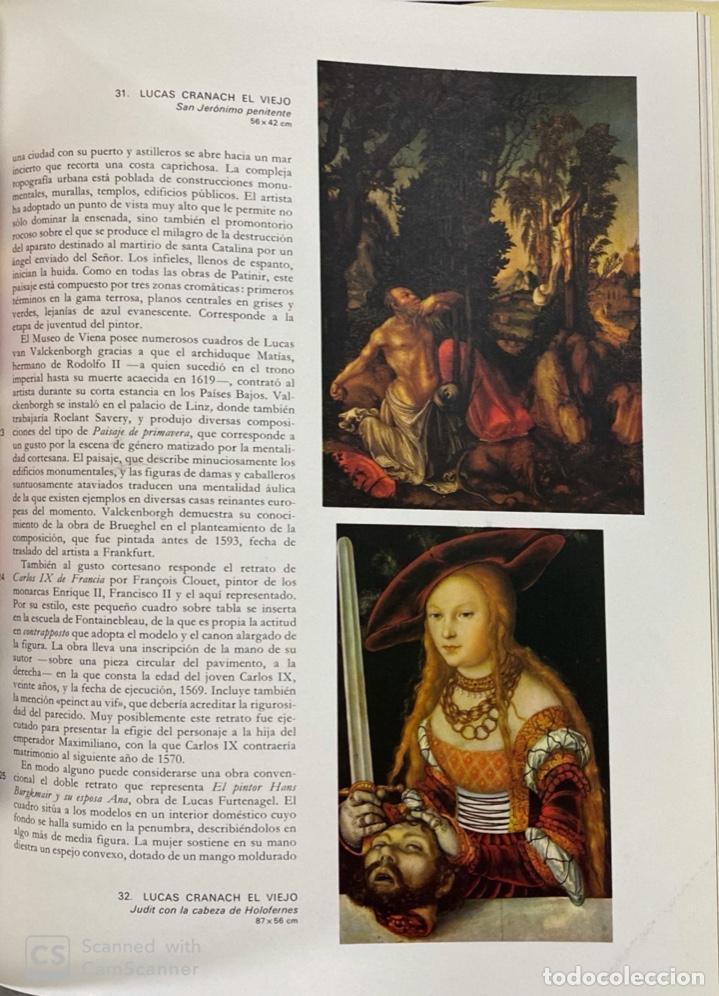 Libros de segunda mano: LA PINTURA EN LOS GRANDES MUSEOS. LUIS MONREAL. TOMO 2.EDITORIAL PLANETA. VITORIA, 1982.PAGS:314 - Foto 6 - 184007066